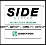 Side Mater Program by James Hardie