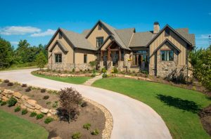 Colorado Mountain Inspired James Hardie Home