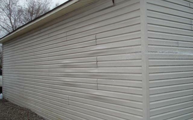 Windows Melting Vinyl Siding In Charlotte Nc Hatch Homes