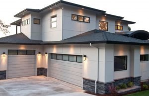 Contemporary Single Family Home
