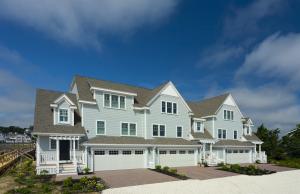 Coastal Duplex Homes