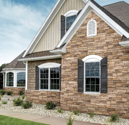 Versetta Stone Accent Design In Charlotte Nc Hatch Homes