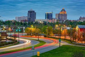 Greensboro City line