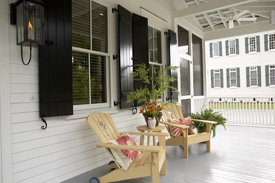 James Hardie Siding Southern Style House