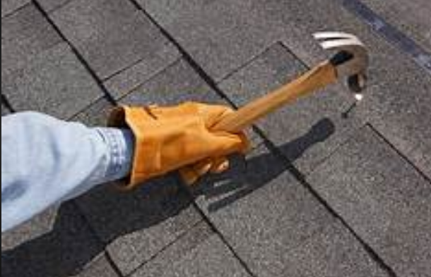 Installation of roofing shingles