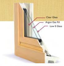 standard energy saver window