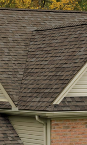 Multi Colored Roof Shingles