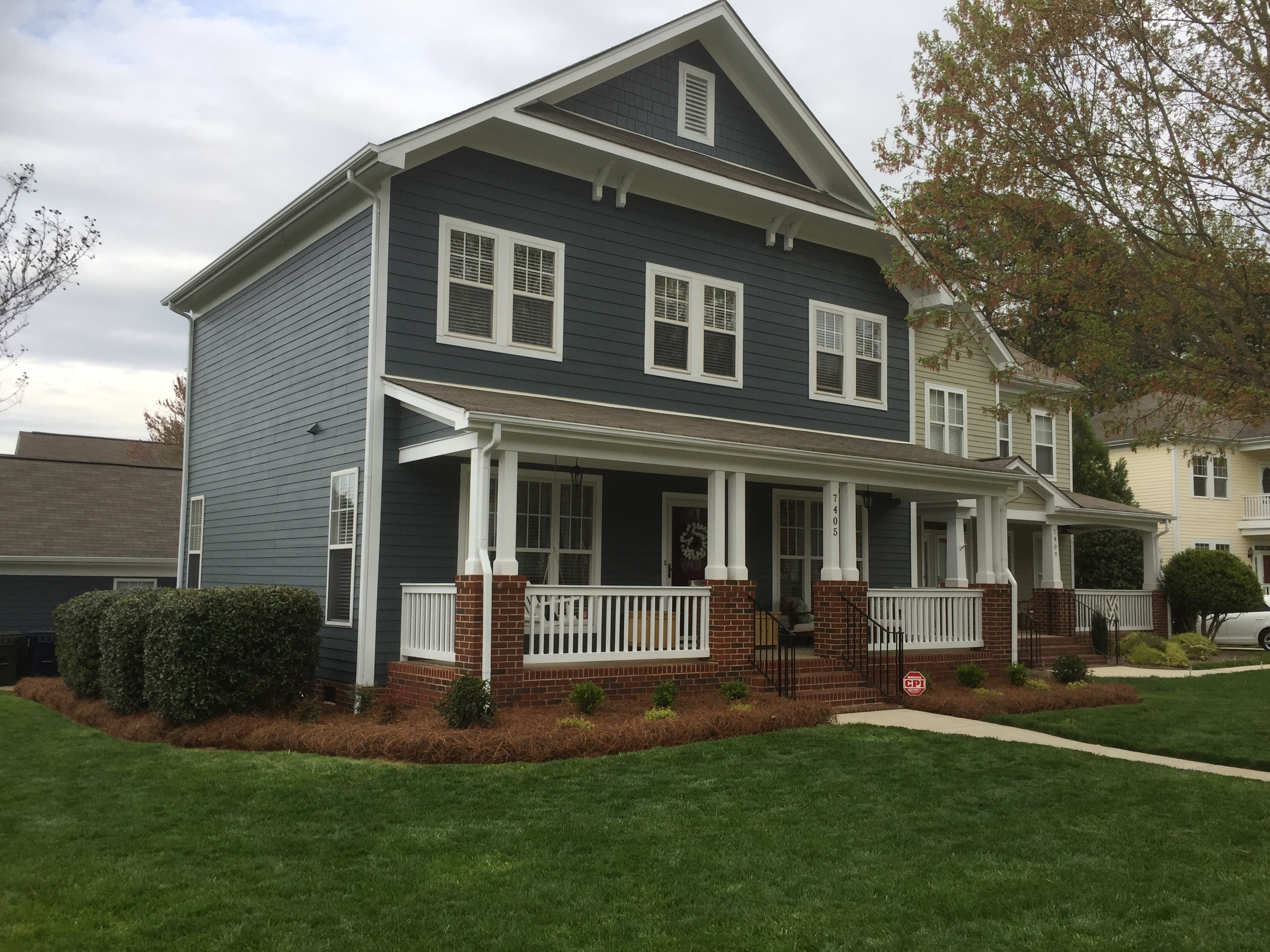 James Hardie transformation in Huntersville