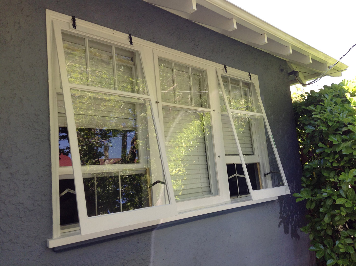 Installation Of Storm Windows In Charlotte Nc Hatch Homes