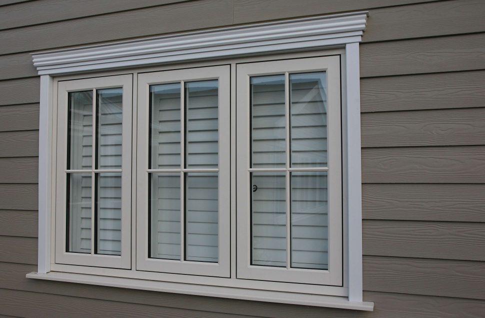 New storm windows