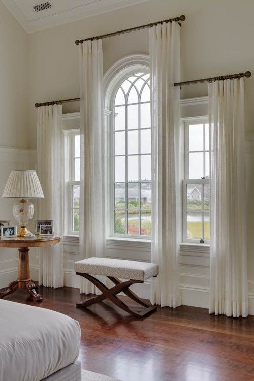 True Arched Window