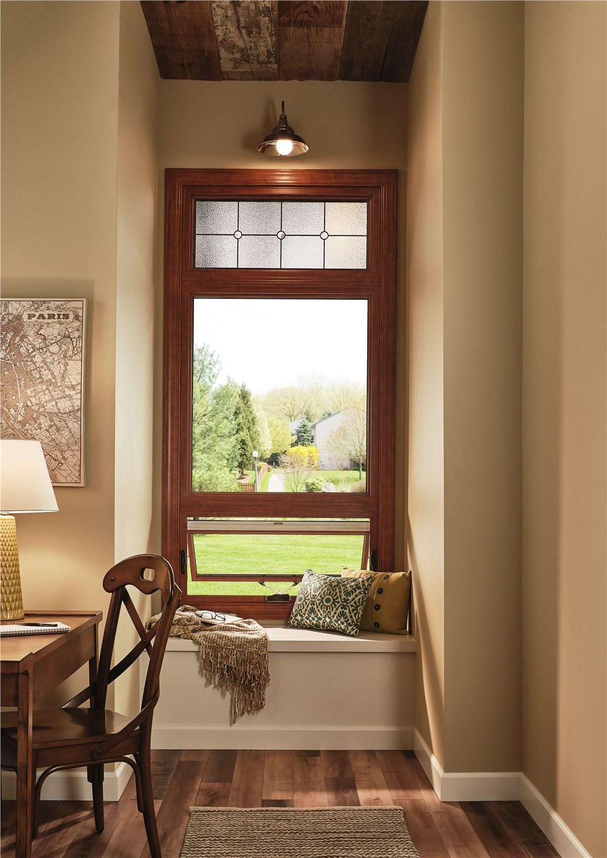 Office Awning Window