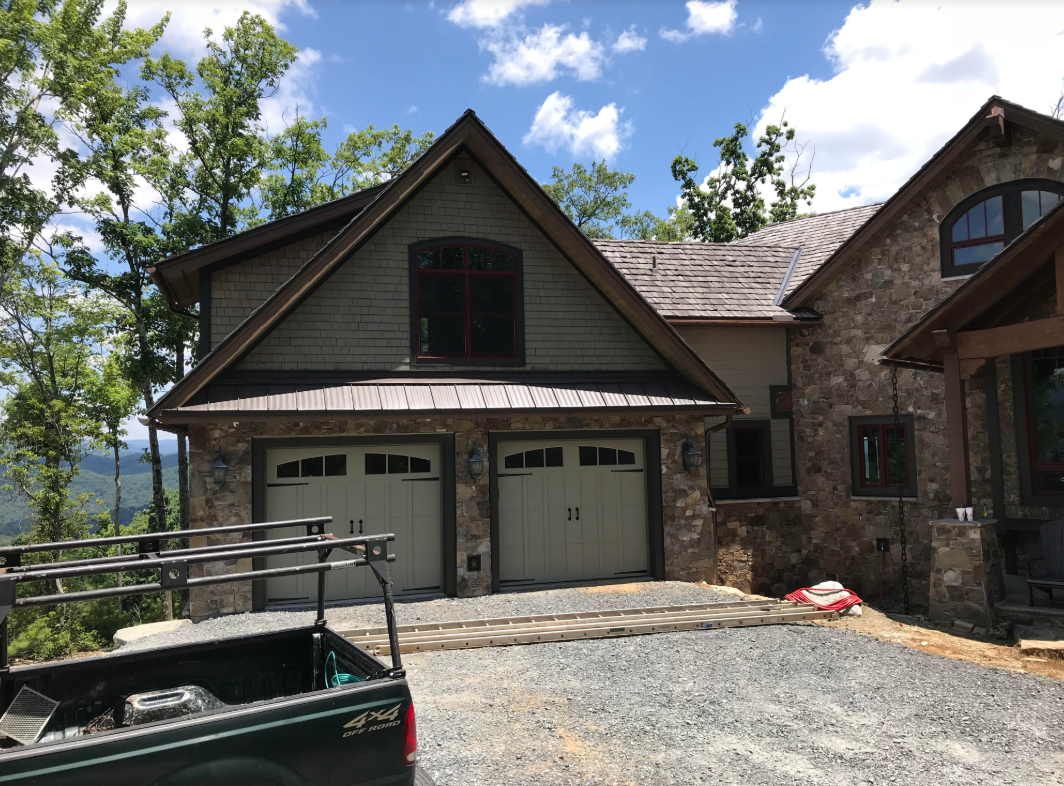 New Hardie Siding Installation In Boone Nc Hatch Homes