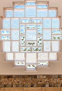 Glass Block Window Design