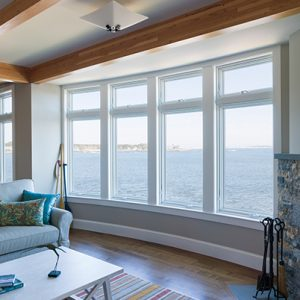 Interior Picture Window