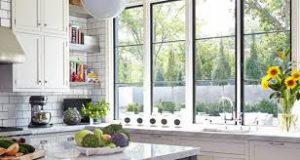 Kitchen Picture Windows