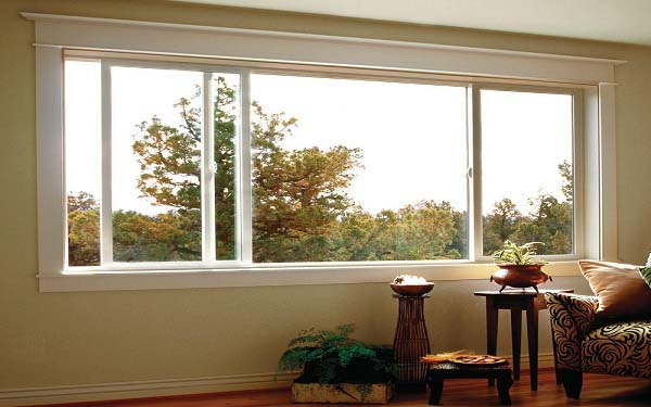 Horizontal Slider Windows