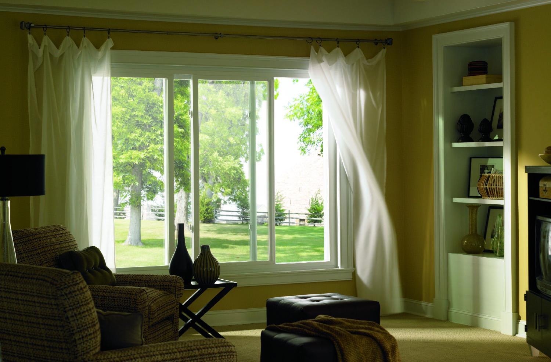 Living Room Slider Windows