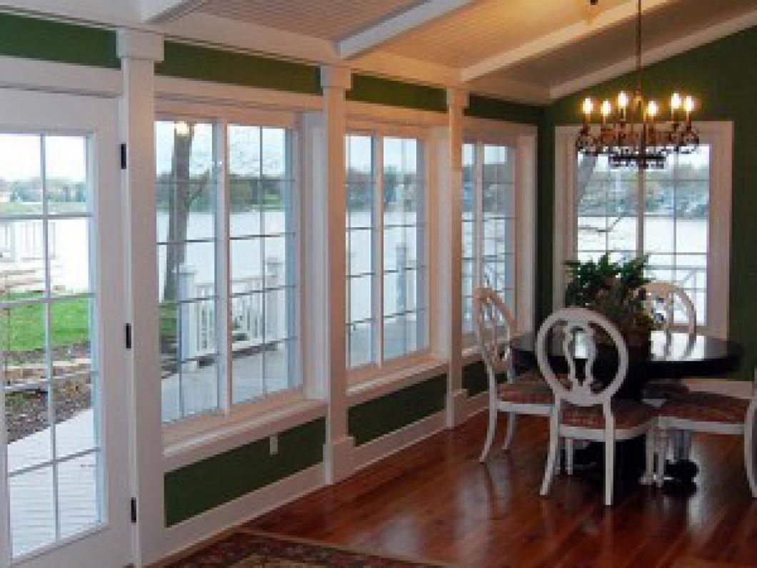 Kitchen Slider Windows