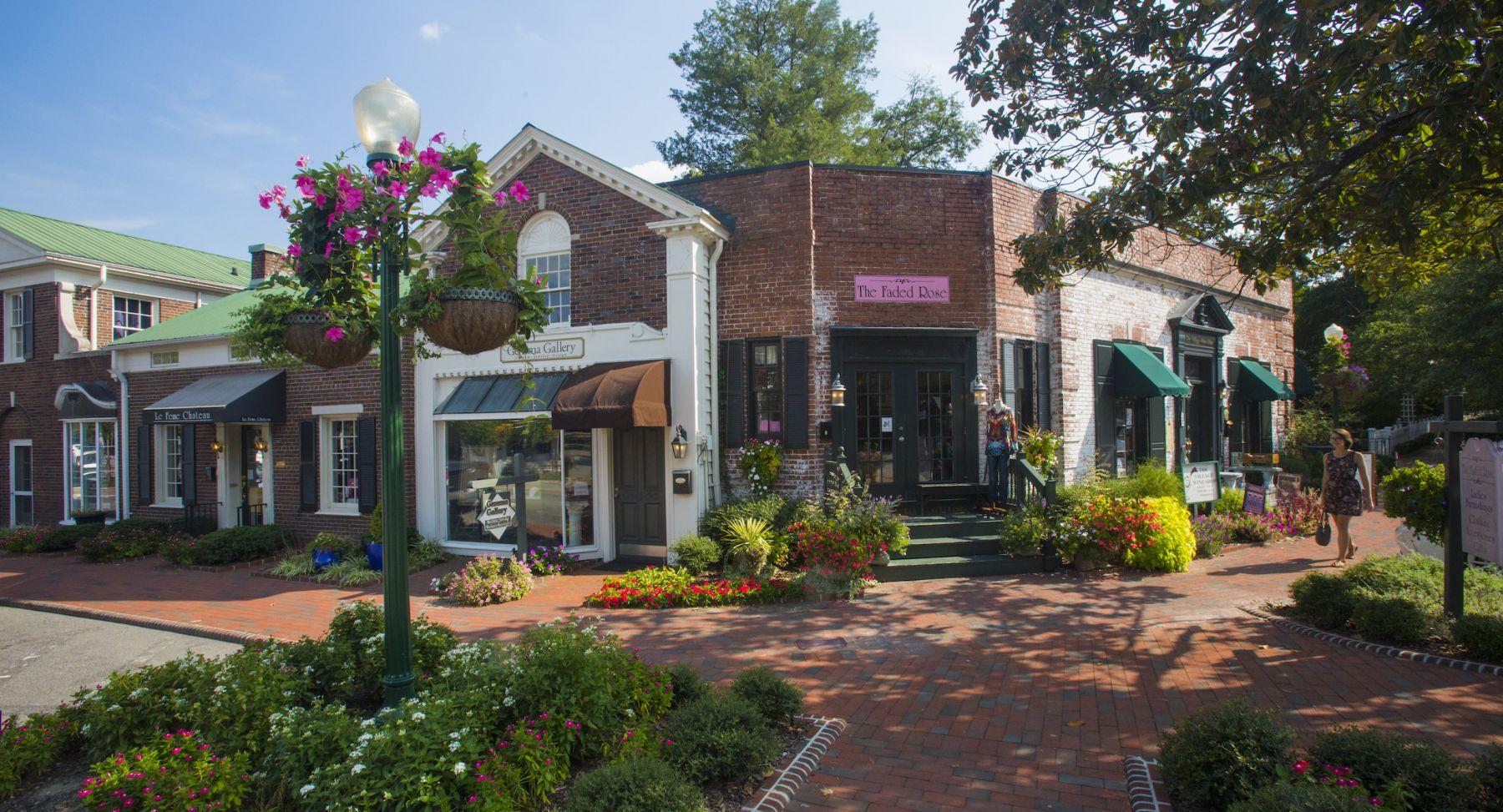 Shops In Pinehurst, NC