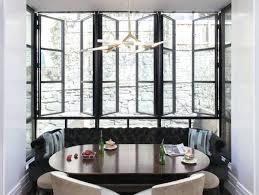 Modern Casement Metal Windows