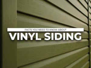 Information On Vinyl Siding