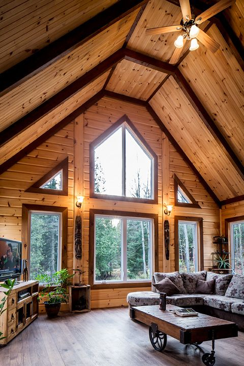 Mountain Home Windows