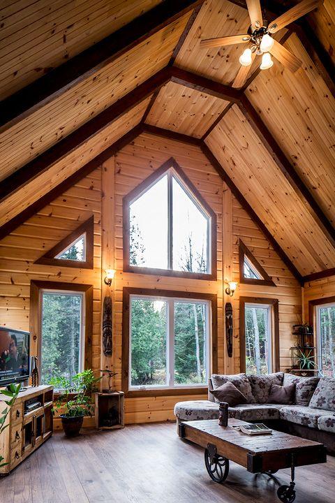 Mountain Home Windows