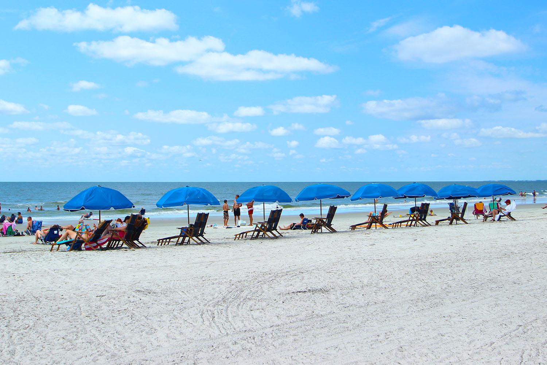 Beach Resorts at Hilton Head, SC