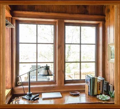 Study Wood Windows