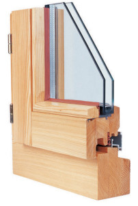 Inside Of Wood Window