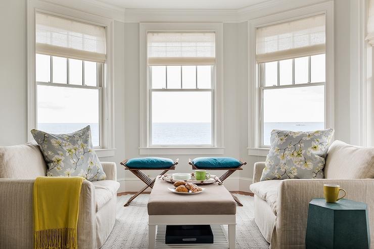 Living Room Vinyl Window