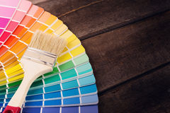 Paint Color Swatches