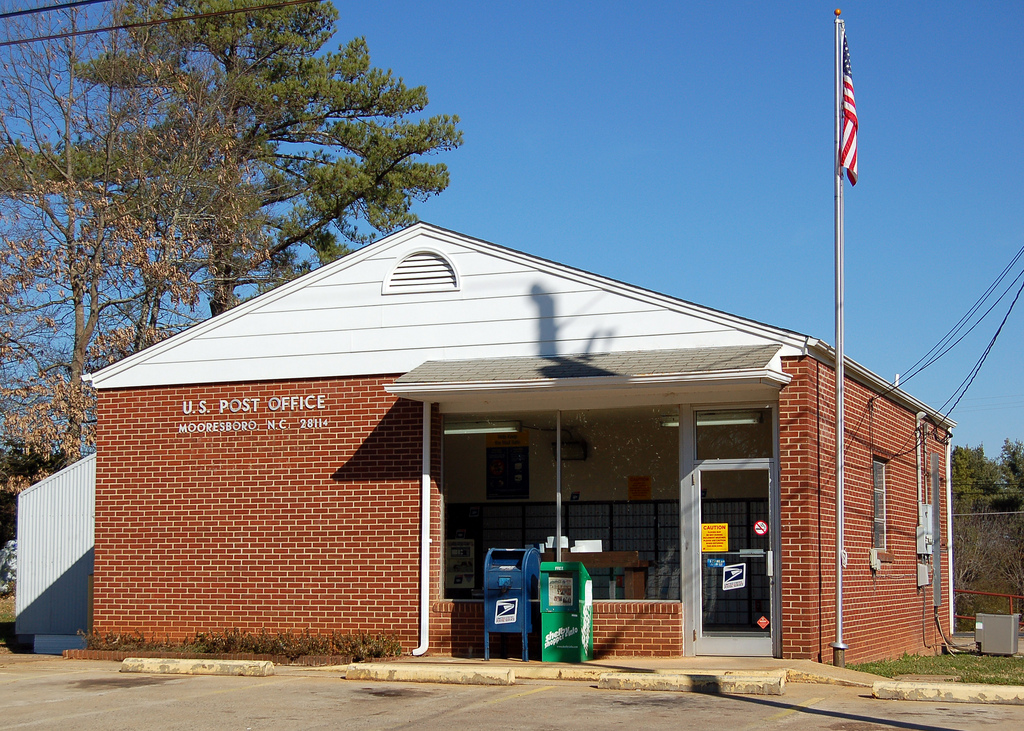 United Postal Service in Mooresboro, NC