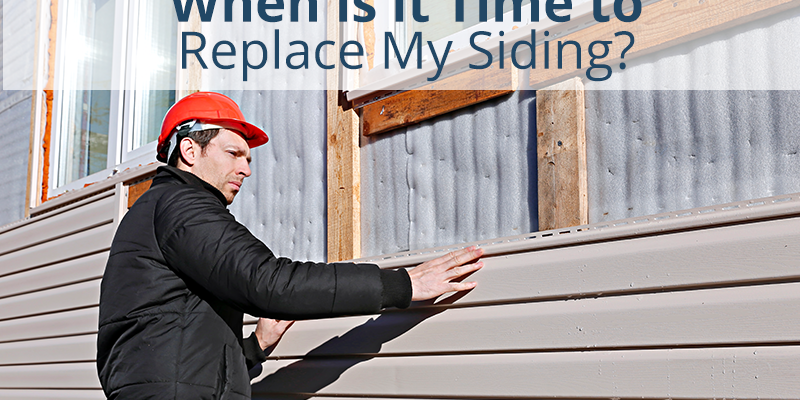 High Utility Bills Have You Considering Replacement Siding