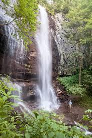 Avery Creek, NC Waterfall