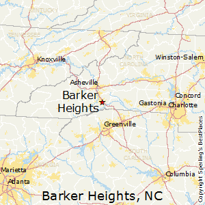 Barker Heights, NC