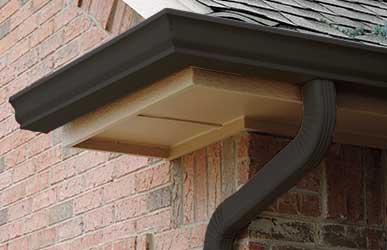 colored aluminum gutter systems