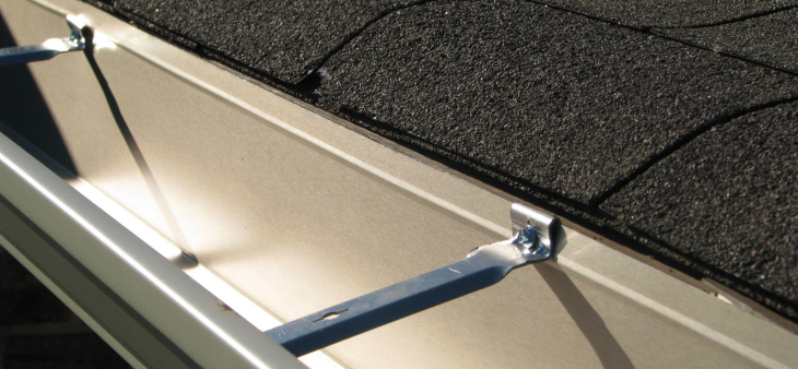 Up Close Gutters