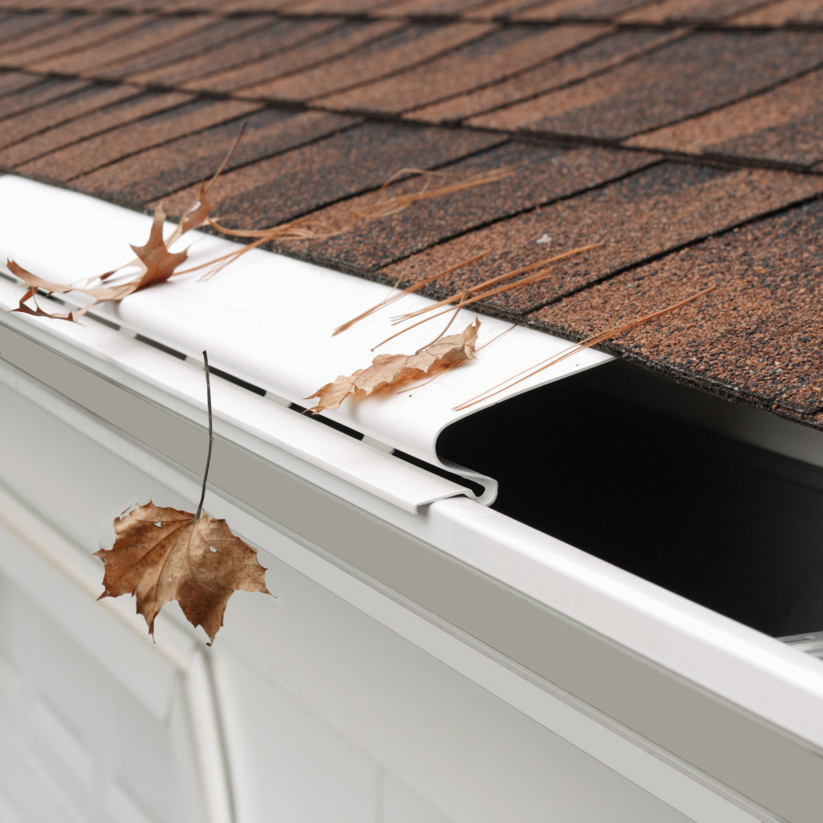 Functioning Gutter Guards