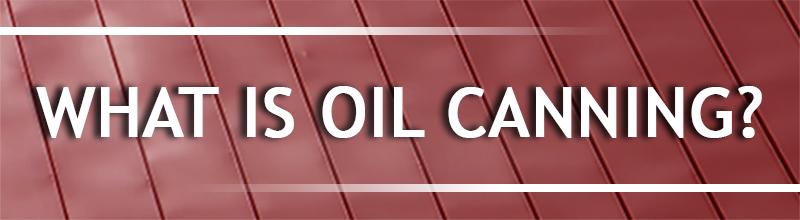 oil-canning