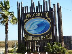 Surfside Sign