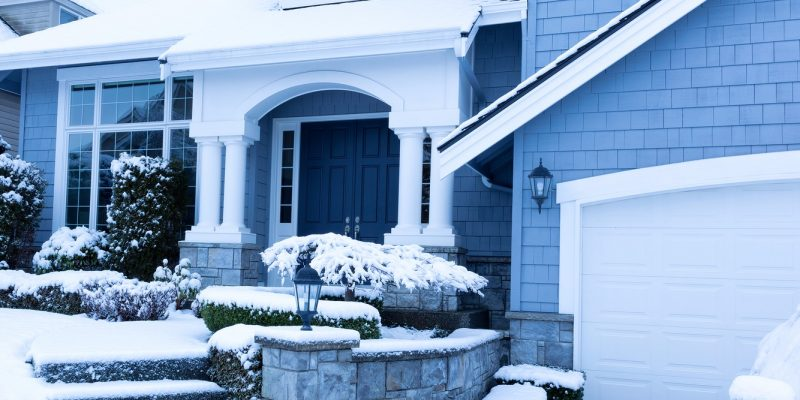 Winter Home Renovations