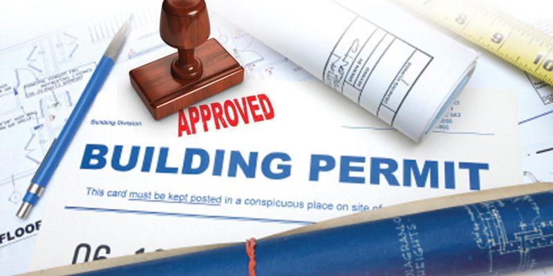 Obtaining a building permit