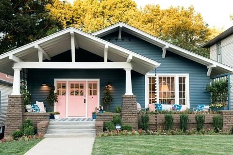 Multiple House Color Ideas