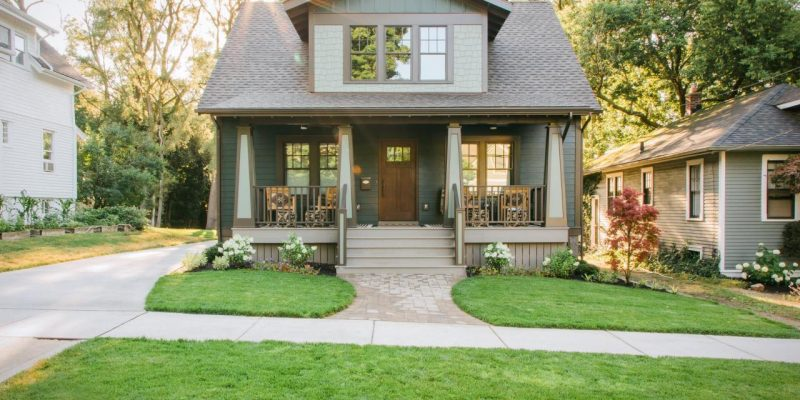 Repaint Your Historic Home
