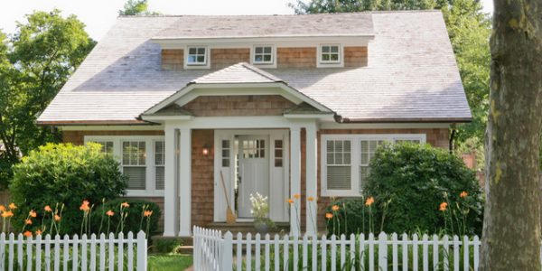 Cottage Style Curb Appeal