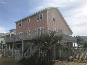ColorPlus Coastal Collection On Oak Island, NC Home