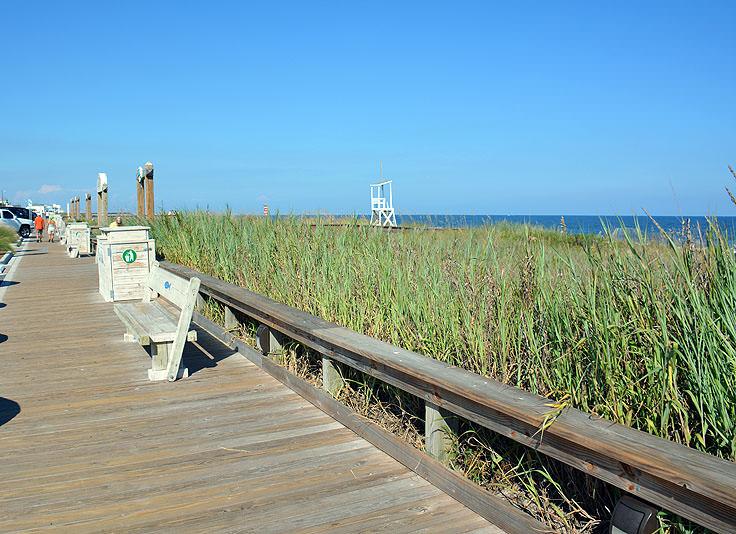 Oceanside at Kure Beach, nc