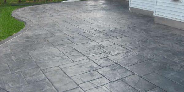 Stamped Concrete Designs